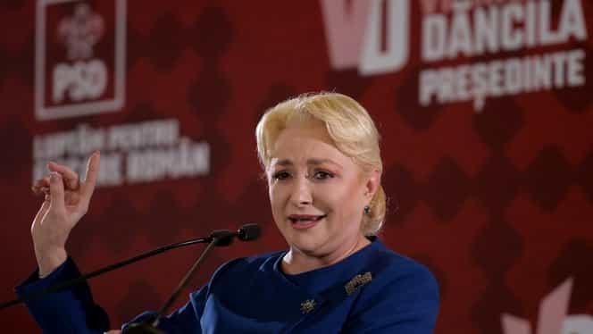 Viorica Dăncilă a anunțat că va contesta votul prin corespondență! Ce nu îi convine liderului PSD