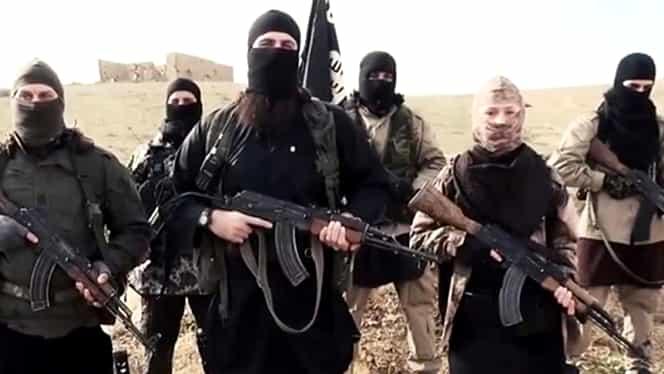 Teroriştii Statului Islamic ucid cu arme fabricate în România!