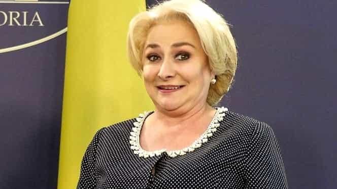 Viorica Dăncilă, o nouă gafă în timpul discursului despre holocaust. Ce a spus premierul