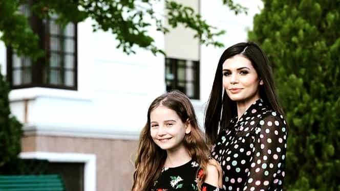 Monica Gabor a primit un mesaj emoționant de la fiica ei, Irina! Ce i-a scris chiar de ziua ei de naștere