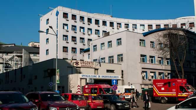 7 medici și 23 de asistenți de la Spitalul Floreasca, în carantină! Pacientul pe care îl tratau de cornavirus a murit