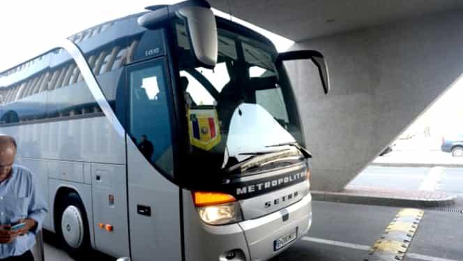 Toţi pasagerii unui autocar de români întors din Italia au fost băgaţi în carantină. 21 de persoane au fost cazate într-un hotel