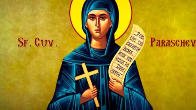 Ce nu trebuie să faci mâine sub nicio formă de Sfânta Parascheva
