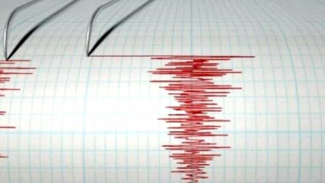 A fost cutremur în România! Seismul a avut o magnitudine de 2,7 grade pe scara Richter