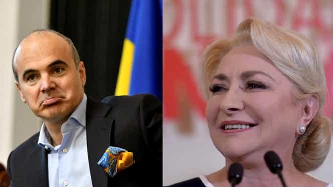"""Rareş Bogdan, atac fără precedent la adresa premierului demis, Viorica Dăncilă. """"Nu am vazut așa ceva în viața mea!"""""""