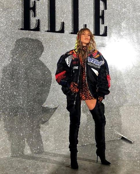 Vedetele au etalat ținute extravagante la evenimentul ELLE Style Awards 2018 FOTO