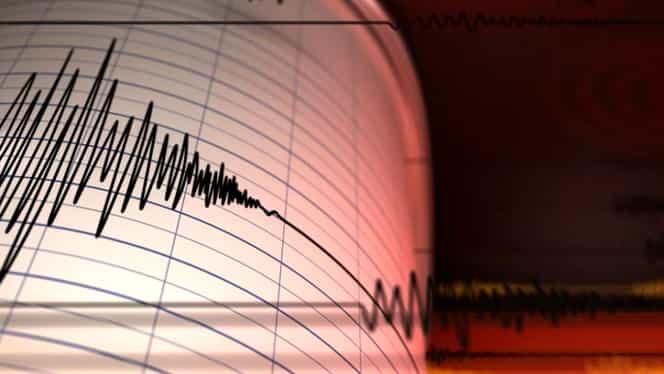 Cutremur în Vrancea, noaptea trecută! Seismul a avut o magnitudine de 2,8 grade pe scara Richter