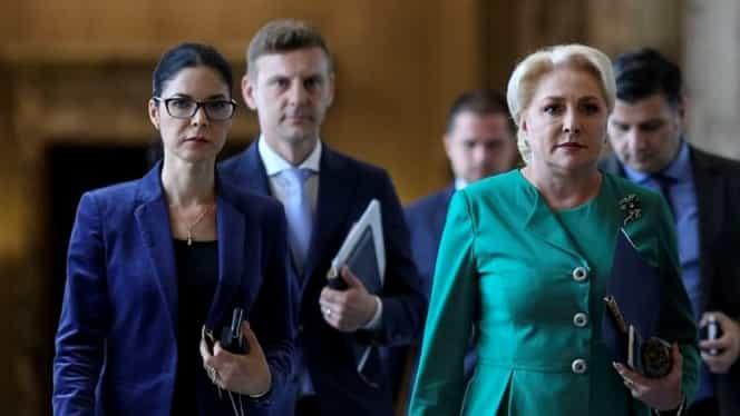 """Ana Birchall o acuză de minciună pe Viorica Dăncilă: """"Știa de modificările toxice făcute în comisia Iordache"""""""