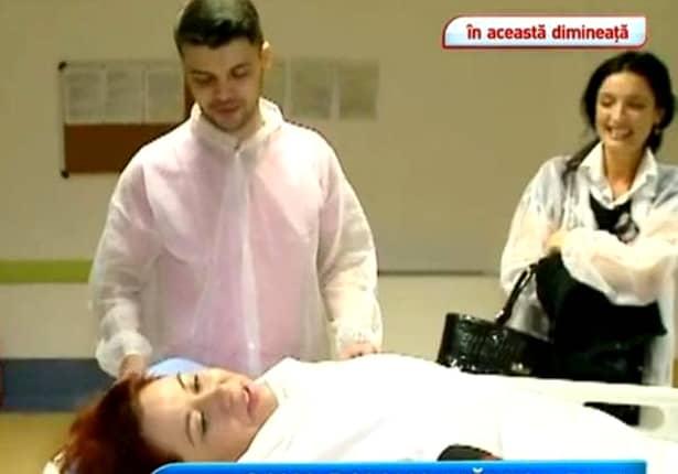 Oana Roman a avut probleme mari cu operația de cezariană! Ce nu s-a știut până acum