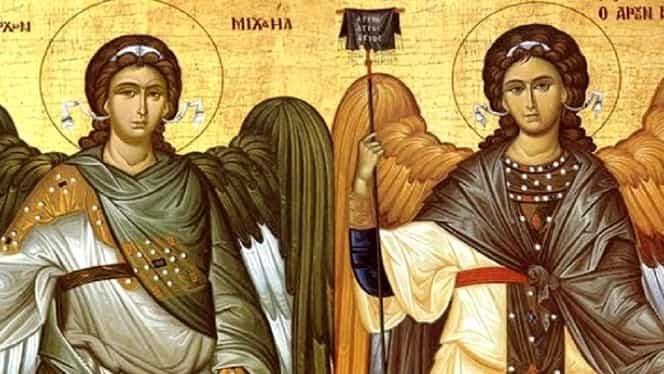 Sărbătoare cu cruce roșie pe 8 noiembrie. Lucrurile care sunt interzise în ziua Sfinților Arhangheli Mihail și Gavriil