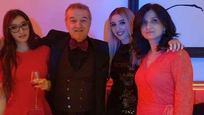 Toată lumea le știe pe Alexandra și Teodora Becali, dar să o vezi pe Cristina. Ea este mezina familiei lui Gigi Becali. FOTO