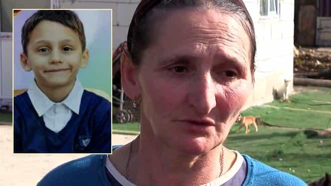"""Bunica lui Iulian, băieţelul din Pecineaga găsit mort, lansează acuzaţii grave: """"Cineva l-a dus acolo"""""""