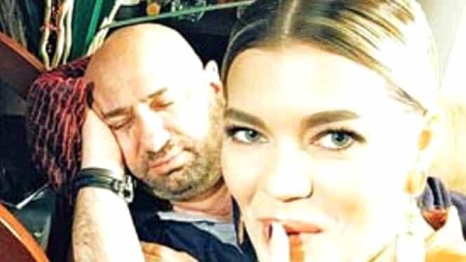EXCLUSIV   Adevărul despre relaţia lui Cătălin Scărlătescu cu Gina Pistol. Fotografiaţi când se sărutau!