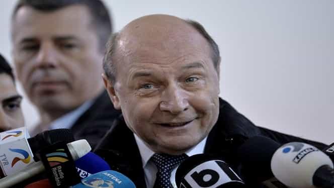 """Traian Băsescu, discurs fără precedent la Strasbourg: """"Mor copiii!"""""""