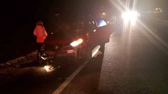 Soţia unui politician, accident mortal la volan! Victima, un bărbat de 34 de ani