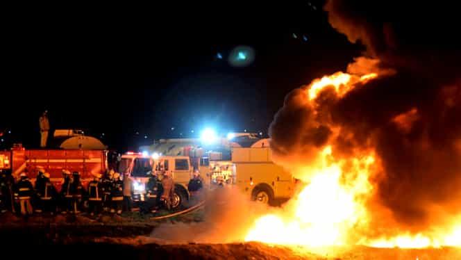 Tragedie în Mexic, după o explozie la o conductă de combustibil. 66 de morți și zeci de răniți. VIDEO