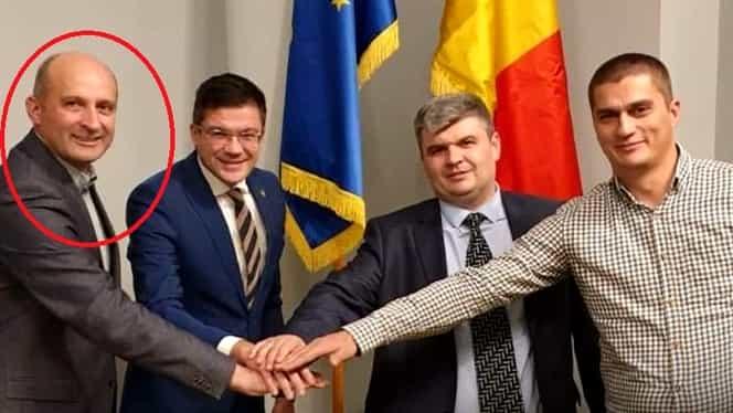 Numire controversată la Ministerul Mediului. Iovu Biriș, acuzat că și-a dat contracte singur și că și-a bătut un coleg, a fost numit consilier