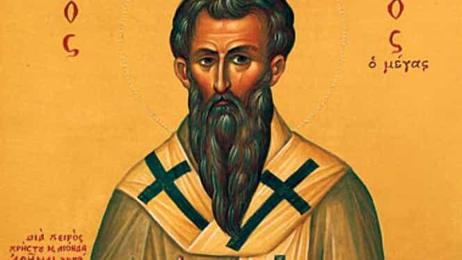Sfântul Vasile cel Mare, prima mare sărbătoare din 2020. Tradiţii şi obiceiuri pentru 1 ianuarie