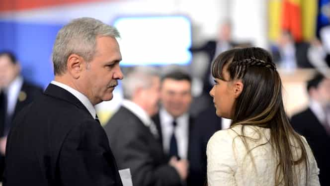 Cătălina Ştefănescu ar fi fosta iubită a lui Liviu Dragnea! Conform lui Ponta, liderul PSD a vrut să o angajeze la SRI