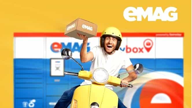 Vești proaste pentru clienții eMag! Retailerul introduce noi taxe pentru livrare