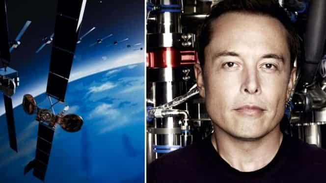 Elon Musk are în plan să ofere wifi gratis întregii planete. Cum are de gând să facă asta!