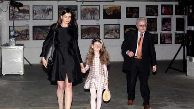 Monica Gabor își vrea fiica în America! Ce spune Irinel Columbeanu!