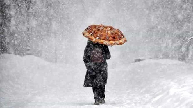 Prognoza meteo miercuri 2 ianuarie 2019! Cum va fi vremea în a doua zi din 2019 în București, Iași, Constanța sau Cluj
