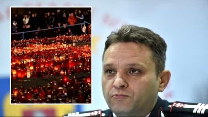 """ISU confirmă. Videoclipul intervenției de la Colectiv, filmat chiar de pompieri: """"Corpul de Control al Guvernului Cioloș nu a solicitat punctual imaginile"""""""