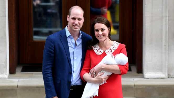 Un an de la nașterea Prințul Louis de Cambridge. Cum arată nepotul Reginei Elisabeta a II-a