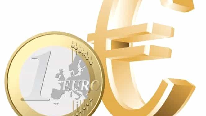 CURS BNR 1 IULIE. Leul se întăreşte în raport cu euro