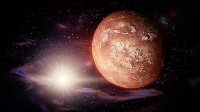 Marte intră în Pești pe 13 mai 2020. Vin zile grele pentru Gemeni, Lei și Balanțe