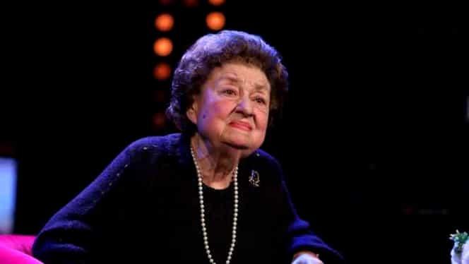 A murit Tamara Buciuceanu Botez! Actrița avea 90 de ani