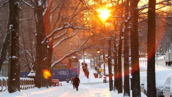 Prognoză meteo luni, 14 ianuarie. Vremea în București, Iași, Constanța sau Cluj. Temperaturile revin la normal!