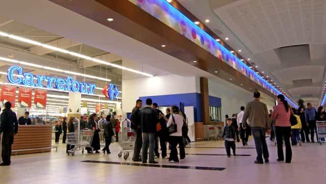 Program Carrefour de Revelion 2020. Orarul hipermarketului pe 31 decembrie şi 1 ianuarie