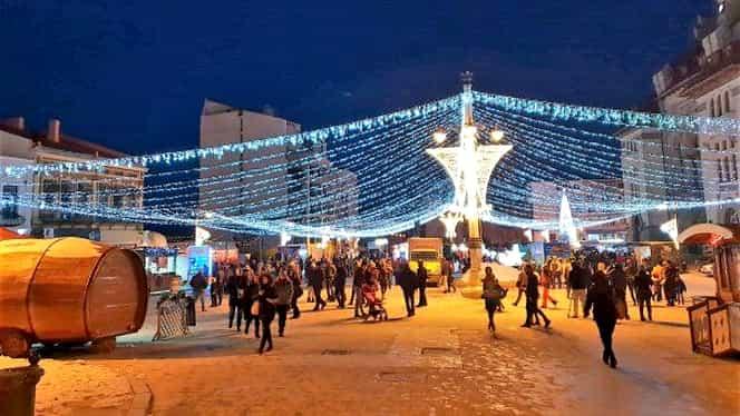 Programul Târgului de Crăciun București 2018: orele de funcționare!