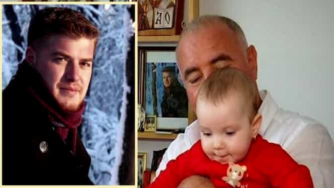 Familia Bucă a pierdut singurul lor copil în incendiul de la Colectiv. Mama lui Andrei a născut doi ani mai târziu o fetiță, la vârsta de 52 de ani – FOTO cu micuța