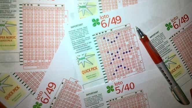 Premii uriaşe la Loteria Română! Avem numerele câştigătoare!