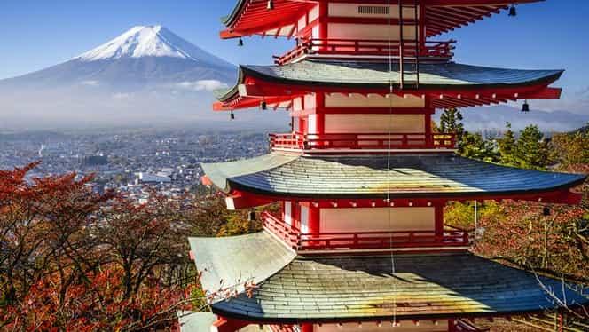 Vizele de intrare în Japonia au fost ridicate pentru români!