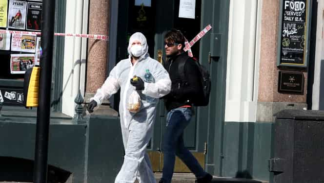 Studiu îngrijorător publicat de Oxford: Coronavirusul ar fi putut infecta jumătate din populaţia Marii Britanii