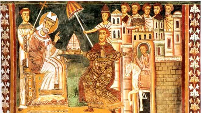 Calendar ortodox 2 ianuarie 2019: Părintele nostru Silvestru, papă al Romei