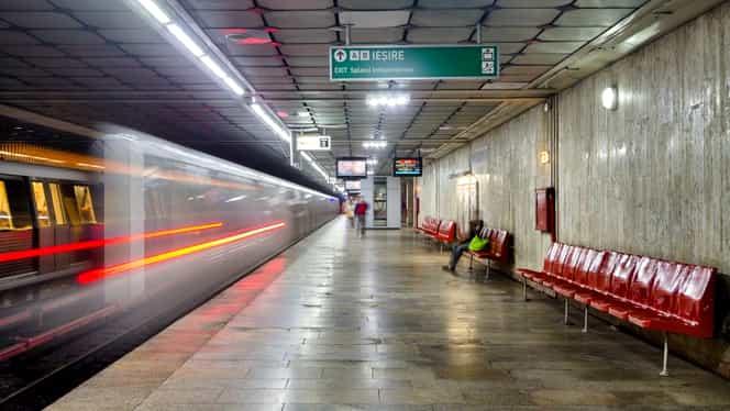 Un bărbat a murit la stația de metrou Izvor. Anunțul Metrorex privind circulația trenurilor