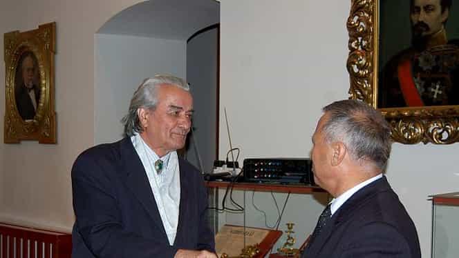 Doliu în mediul academic! A murit reputatul profesor universitar Constantin Buşe