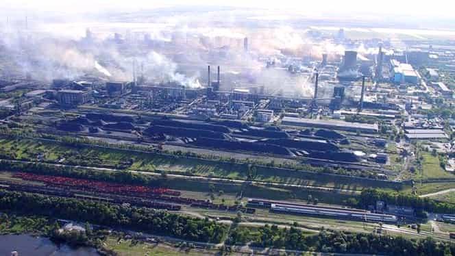 Combinatul siderurgic din Galați, preluat de un miliardar indian