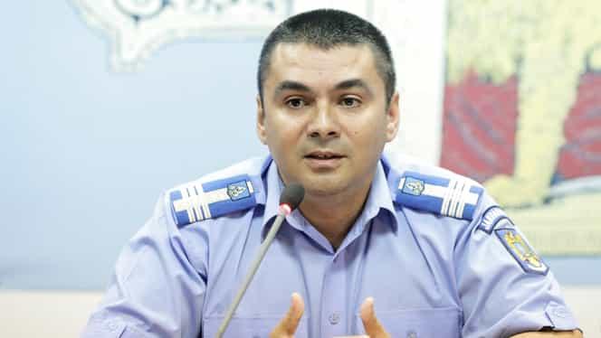 Colonelul Sebastian Cucoș, trecut în rezervă! A fost șeful Jandarmeriei la protestele din 10 august