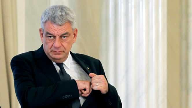 Rămâne Mihai Tudose premier? Luni se va decide soarta acestuia!