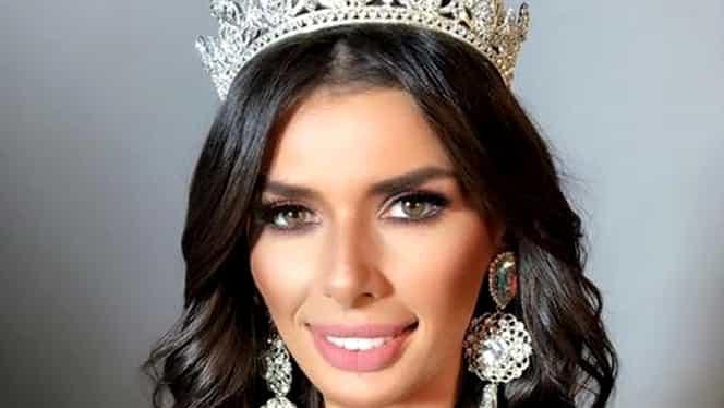 Ioana Filimon a câștigat concursul Miss Global Model of the World!