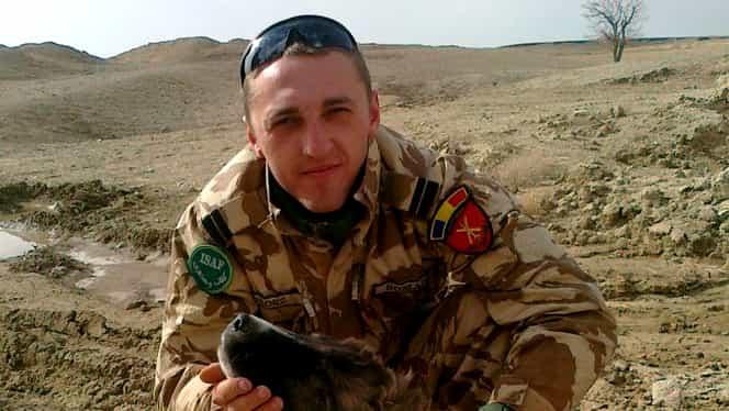Cine esteAlexandru Orosz, militarul care a murit la Alba Iulia! Avea doar 33 de ani