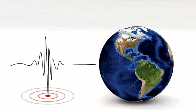 Trei cutremure s-au produs în dimineața de Crăciun. Seismele s-au simțit în Vaslui