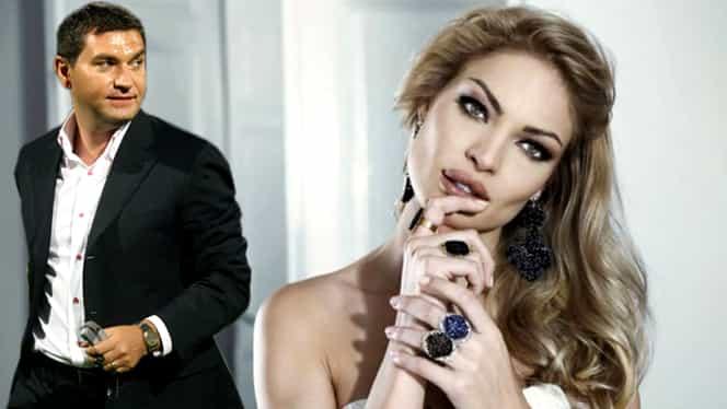 """Valentina Pelinel, viitoarea soţie a lui Borcea? """"Va urma un divorţ, un botez şi o căsătorie"""""""