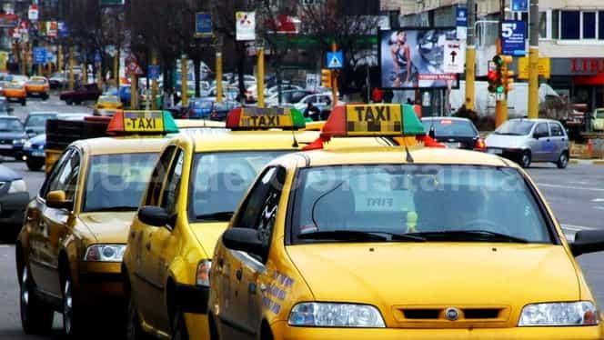 Razie pentru taximetriști. Descoperirea făcută de poliție în mașinile a doi șoferi
